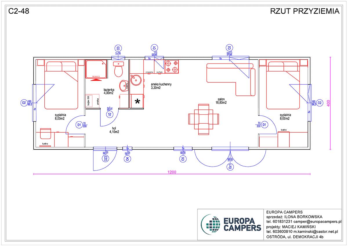 2 Mobile home C2-48